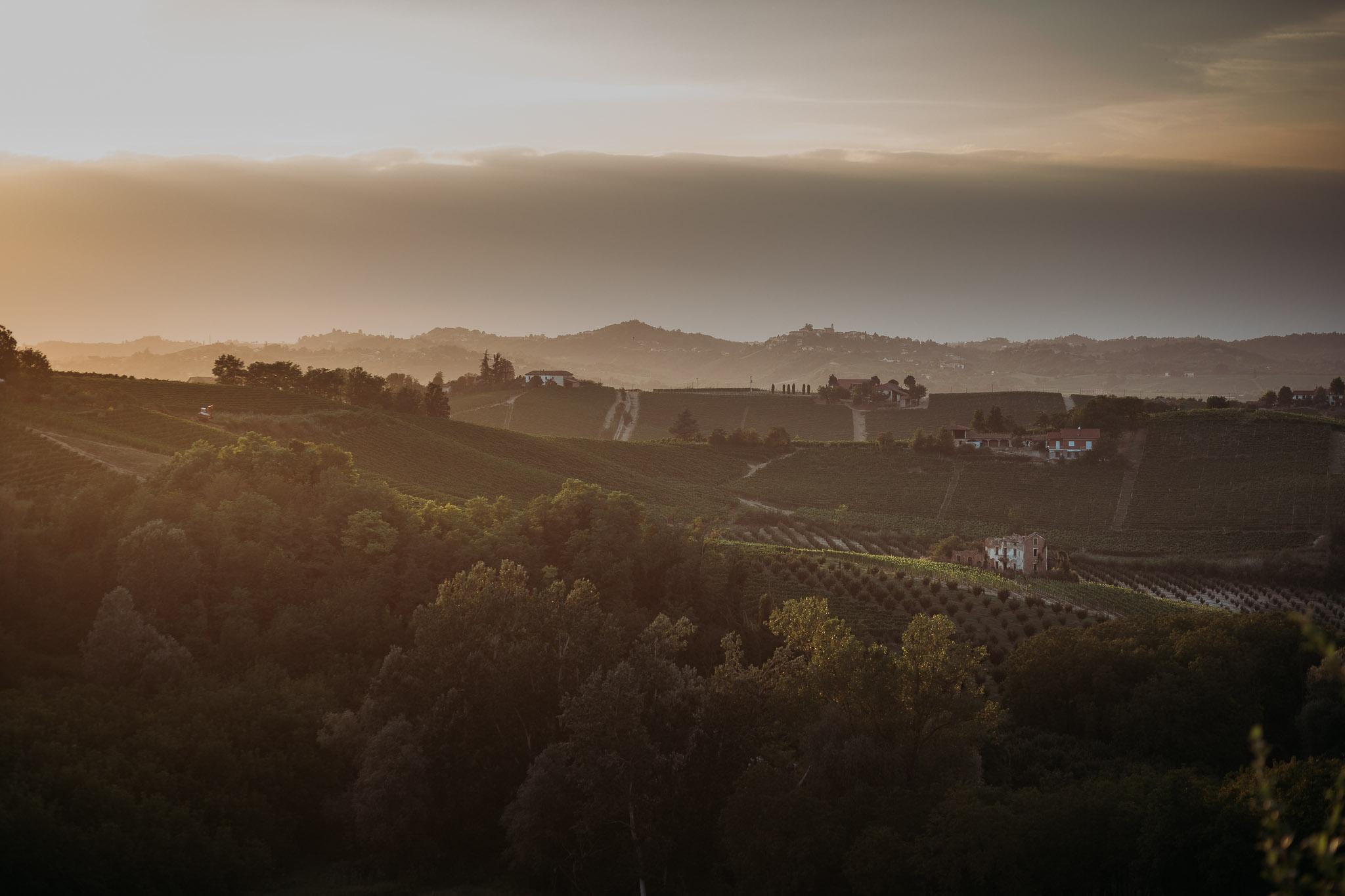 beautiful wedding location in the countryside of Piedmont at La Villa Hotel, Mombaruzzo
