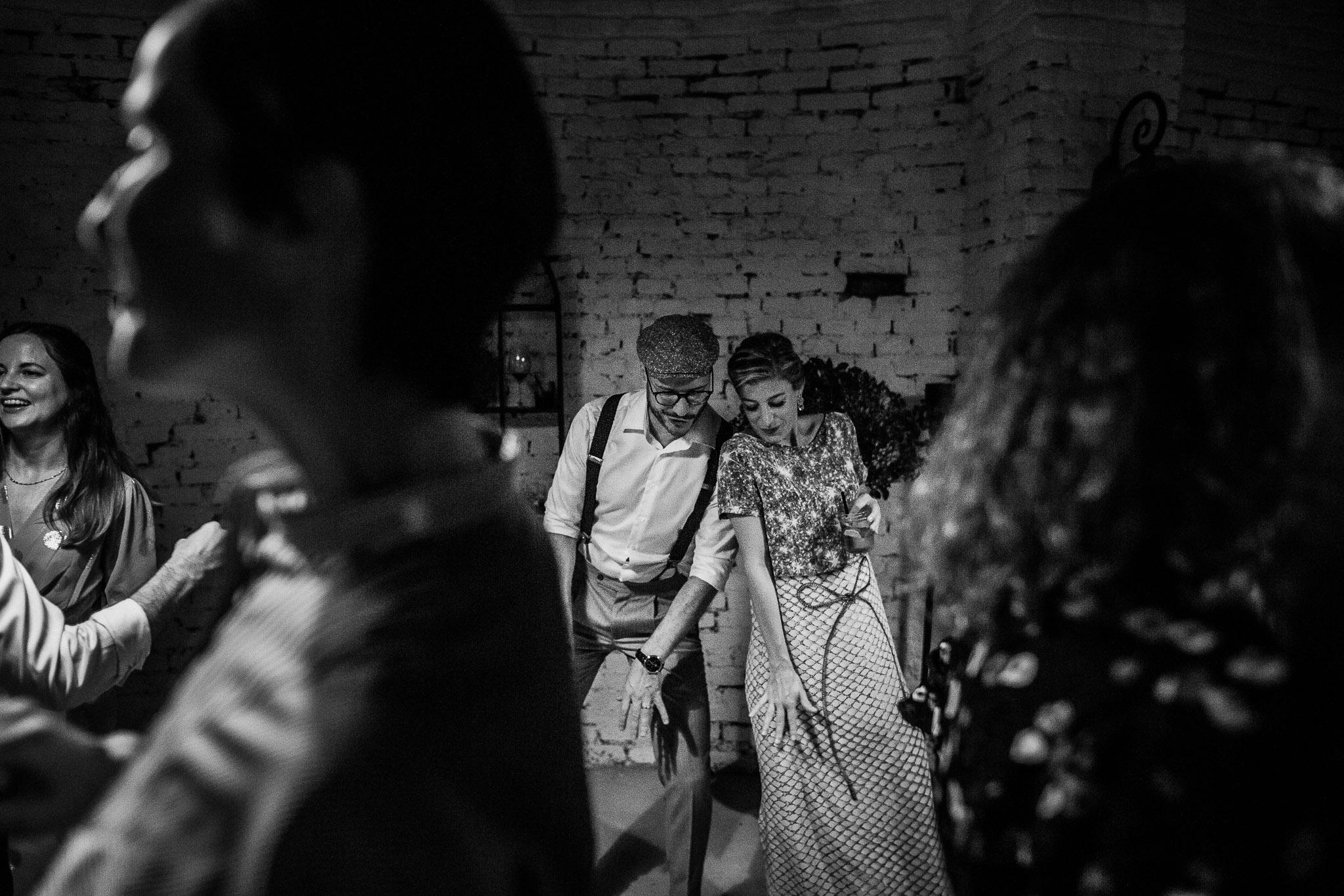 Wedding party at La Villa Hotel, Mombaruzzo at La Villa Hotel, Mombaruzzo
