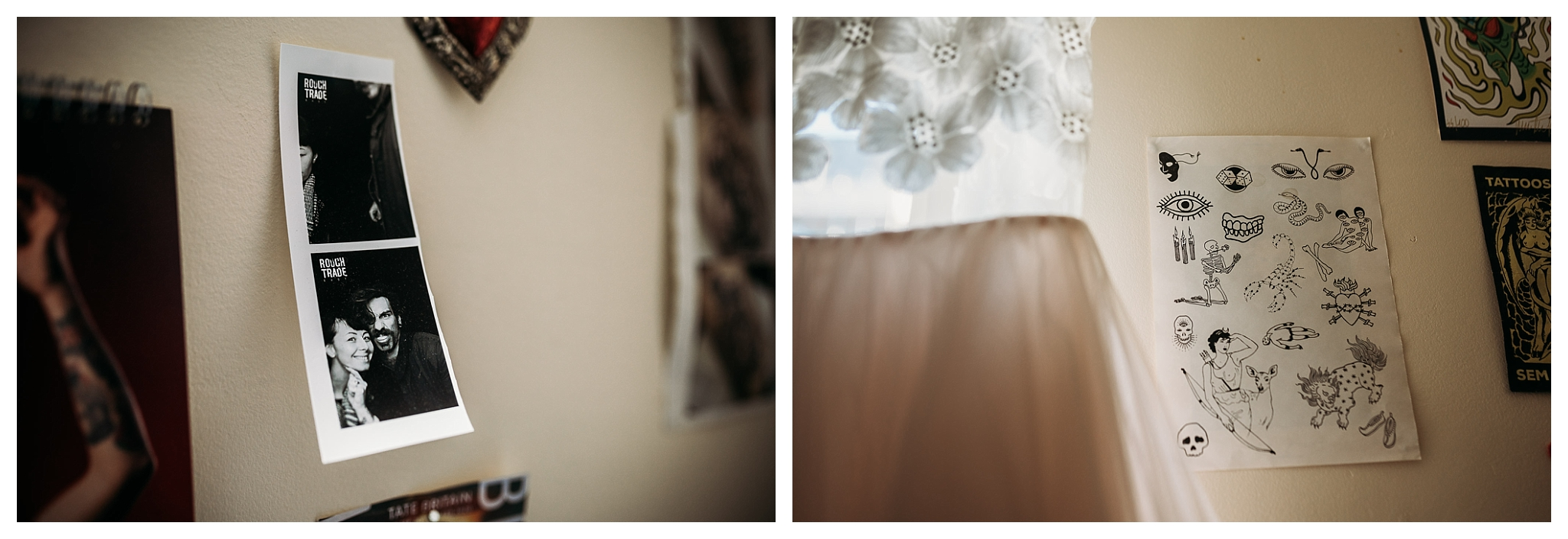 Elopement in Shoreditch, East London
